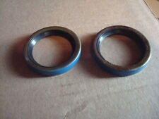 replaces Scag Spindle Grease SEAL 481024 SET OF 2 fits most Scag Spindles (49314
