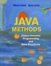Java Methods : Object-Oriented Programming and Data Structures by Maria...