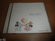 DISNEY BABIES music file 3 CD japanese release WHEN YOU WISH UPON A STAR la lu