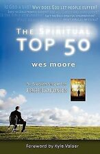 The Spiritual Top 50 by Wes Moore (2010, Hardcover)