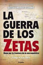La Guerra De Los Zetas (Spanish Edition)-ExLibrary