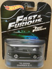 FAST FURIOUS 1970 SCAT PACK DODGE CHARGER BOYS R/T DRAG RACING AND HW HOT WHEELS