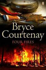Four Fires by Bryce Courtenay (Paperback, 2006) NEW,  Free shipping+tracking