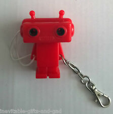 Robot Headphones Earphone Splitter 3.5mm Audio Socket Music MP3 iPod iPhone