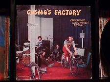 Creedence Clearwater Revival - Cosmo's Factory ♫ RARE 1970 1st Press Vinyl LP ♫