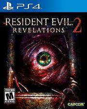 NEW Resident Evil: Revelations 2 (Sony PlayStation 4, 2015)