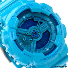 Casio G-SHOCK Hyper Colors Limited Edition Blue Watch GA-110B-2 | RARE Brand New