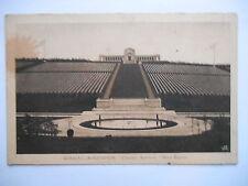 """CPA """"Romagne sous Montfaucon - L'immense cimetière américain Meuse Argonne"""" *"""