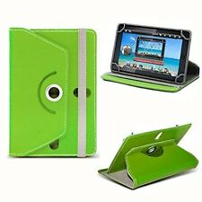 """UNIVERSAL 7"""" inch Leather Protective Stand Case Cover for Android Tablet ipad LG"""