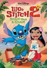 Lilo & Stitch 2  DVD Chris Sanders, Dakota Fanning, Tia Carrere, David Ogden Sti