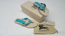 BURBERRY FLAT SANDALS SIZE 8 U.S.