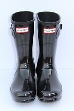 Hunter Original Short Rain Boot Rainboots Size 7
