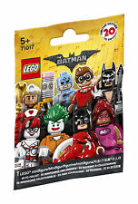 LEGO Minifigures The Lego Batman Movie 2016 (71017)