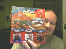 MARVEL SPIDERMAN ACTIVITY PACK - BOOK  / JIGSAW GREAT XMAS GIFT FREE UK POST