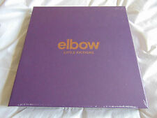 Box Set: Elbow : Little Fictions Deluxe Vinyl CD 4 Prints Book & D/L card Sealed
