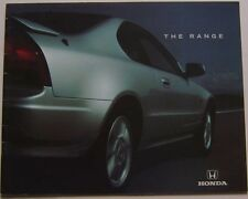 Honda Range Civic Accord Prelude Legend NSX 1994-95 original Sales Brochure