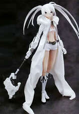 RAH Black Rock Shooter// White Edition Figure// WF2012 LIMITED// MIB// OOP