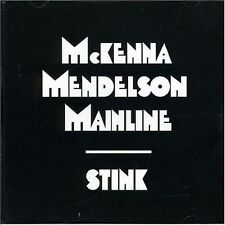 McKenna Mendelson Mainline - Stink - CD - 1969 - Blues Rock