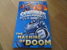 Skylanders - Spyro's Adventure 'The Machine of Doom' Computer Game Kids Book