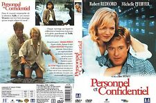 "DVD ""PERSONNEL ET CONFIDENTIEL"" Michelle PFEIFFER, Robert REDFORD / Jon AVNET"