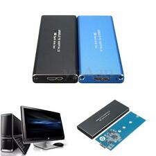 Alloy USB 3.0 to NGFF M.2 B Key SSD Adapter External Enclosure Case Converter