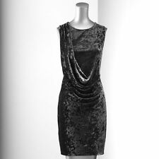 Simply Vera Vera Wang.Nine Iron Velvet Dress Medium