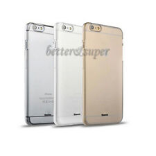"For New iPhone 6 4.7"" Cover Transparent Hard Cases Cover TPU Ultra-thin Skins"