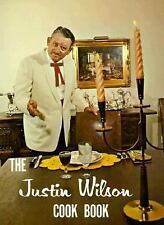 The Justin Wilson Cook Book by Wilson, Justin