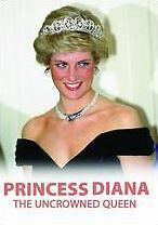 PRINCESS DIANA THE UNCROWNED QUEEN (Princess Diana) - DVD - Region 1 - Sealed
