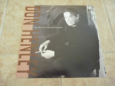 Don Henley End of Innocence Promo Lp Poster Photo Flat 12x12