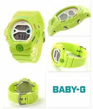 BG-6903-3D Green Casio Baby-G Watches Resin Band Mineral Glass Brand-New Digital