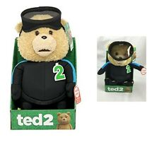 "Ted 2 11"" Talking Bear Scuba Outfit Brand New In Original Box All Tags Language"