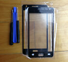 Black Outer Front Screen Glass Lens + Tool for Samsung Galaxy S2 i9100