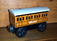 CLARABEL TRAIN - WOODEN ~THOMAS ~ Fits wood track