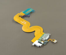 white headphone audio jack data charge port home button flex for ipod touch 5th
