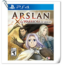 PS4 Arslan 亞爾斯蘭戰記x無雙 中文 English JPN SONY PLAYSTATION Games Action Koei Tecmo