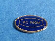 pins pin sport rugby club riom