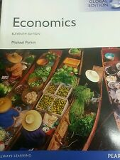 Economics (Paperback) by Michael Parkin 11th edition / global
