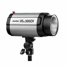 Godox 300DI 300W Studio Photo Strobe Flash Light Lamp Head + Bulb 220V-240V