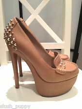 KURT GEIGER court shoes size 5 spikes spiked KG