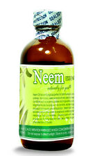 ALL ORGANICS Essential Oil ~NEEM~ (100ml) Anti-Fungal, Rids Pets of Fleas