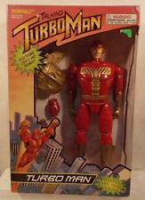 """Jingle All The Way Exclusive 13 1/2"""" TurboMan Talking Figure By Tiger (MISB)"""