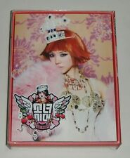 SNSD GIRLS' GENERATION I Got a Boy Tiffany ver. Korea CD+Booklet