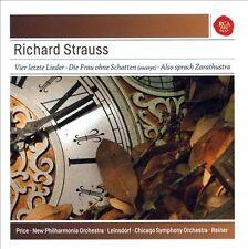 Strauss: Four Last Songs; Die Frau Ohne Schatten; Also Sprach Zarathustra...