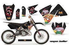 KTM C3 EXC MXC Graphics Kit AMR Racing Bike Decal Sticker Part 01-02 VEGAS