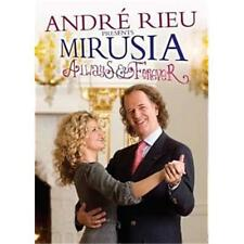 ANDRE RIEU PRESENTS MIRUSIA ALWAYS & FOREVER DVD ALL REGIONS PAL NEW