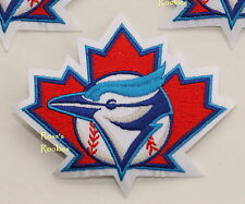 TORONTO BLUE JAYS MAPLE LEAF MLB PATCH