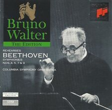 Bruno Walter rehearses Beethoven with Columbia S.O.