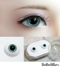 1/3 1/4 bjd 12mm light green glass doll eyes with box super dollfie #EB-19