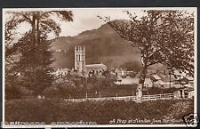Devon Postcard - A Peep at Honiton From The South East   RS1506
